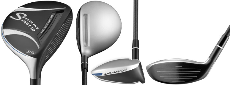 Adams Speedline Fast 12 Fairway Wood