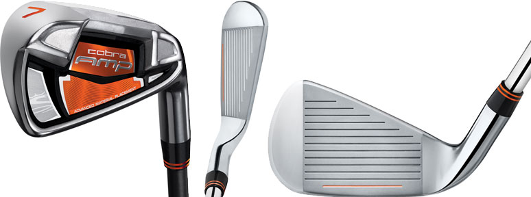 Cobra AMP Irons