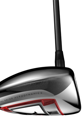 Nike VR-S STR8-FIT Driver Address View