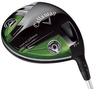 Callaway RAZR Fit Xtreme Driver