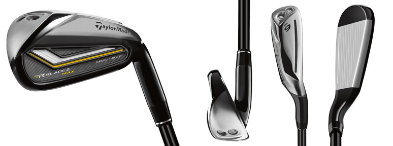 TaylorMade RBladez Max Irons