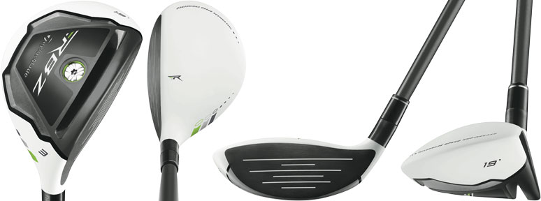 TaylorMade RBZ Rescue