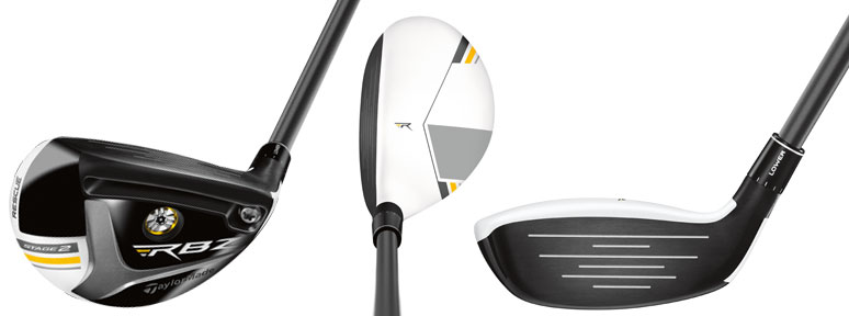 TaylorMade RBZ Stage 2 Rescue