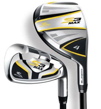 Cobra S3 Max Irons