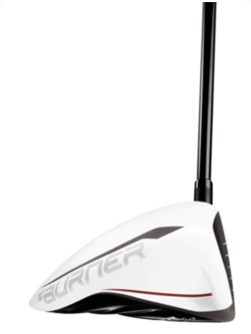 Burner SuperFast 2.0 Driver Front View