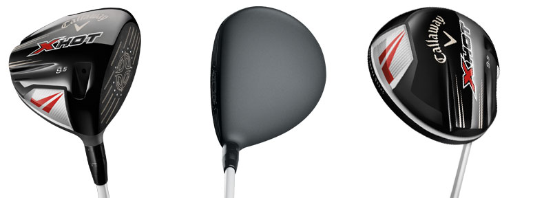 Callaway X-Hot Driver