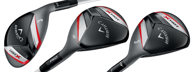 Callaway X-Hot Hybrid