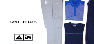 Adidas - Layer The Look