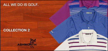Ashworth Collection 2 - All we do is golf