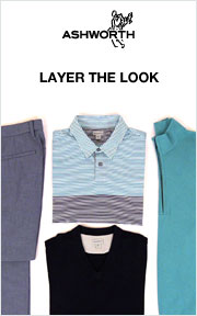 Ashworth - Layer The Look