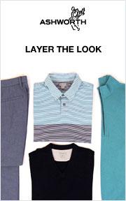 Ashworth - Layer The Look