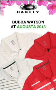 Bubba Watson Augusta Collection 2013