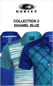 Oakley - Collection 2 - Enamel Blue
