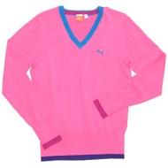 Puma Women's Golf Solid Sweater